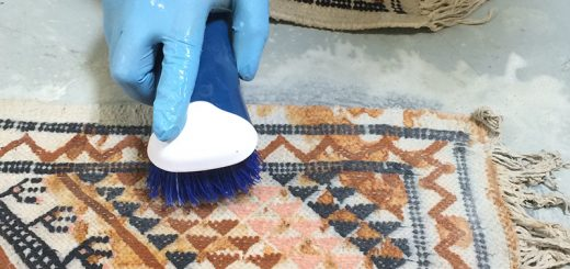 cleaning your rug