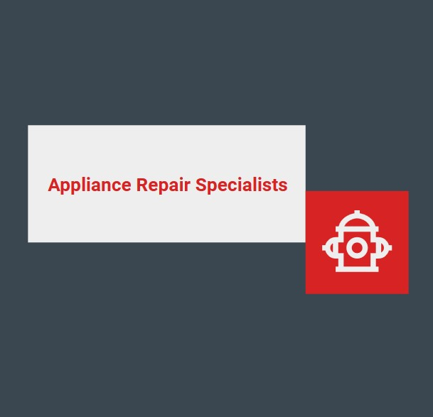 Appliance Repair Specialists Tampa, FL 33602